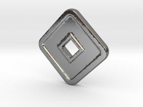 DD-N in Polished Silver
