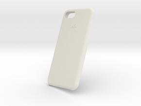 Cozy Iphone 7 Case Original in White Natural Versatile Plastic
