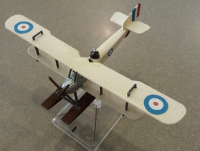 Fairey F.17 Campania in White Natural Versatile Plastic: 1:144