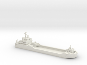 1/700 Scale Kuroda LSV in White Natural Versatile Plastic
