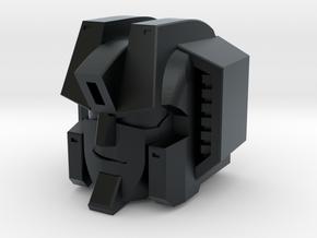 Screamer Head Master Version in Black Hi-Def Acrylate