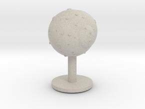 Striker Class in Natural Sandstone