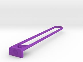 Pokemon General Aimer Xl, 12.5cm in Purple Processed Versatile Plastic