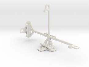 Meizu m1 metal tripod & stabilizer mount in White Natural Versatile Plastic