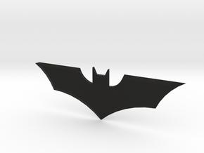 Batarang in Black Natural Versatile Plastic