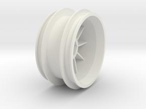 959-rim in White Natural Versatile Plastic