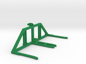 Double bale transporter 1/32 in Green Processed Versatile Plastic