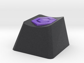 Gamecube Cherry MX Keycap in Full Color Sandstone