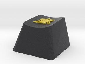 Starcraft Terran Cherry MX Keycap in Full Color Sandstone