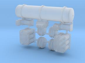Accuair Dual Viair Kit 1 24 in Smooth Fine Detail Plastic