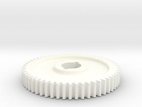 56T Atlas 618/Craftsman 101 Change Gear in White Processed Versatile Plastic