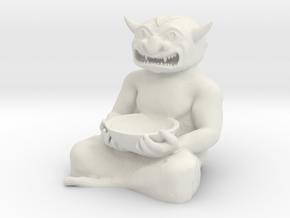 PHB Altar Miniature in White Natural Versatile Plastic: 1:60.96