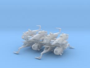 1/700 CH-3 & HH-3 x8 (FUD) in Smoothest Fine Detail Plastic
