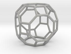 0286 Great Rhombicuboctahedron E (a=1cm) #001 in Aluminum