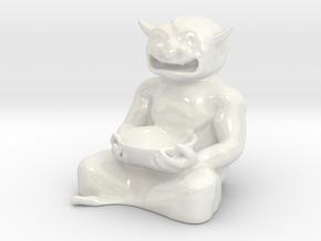 PHB Altar Miniature in Gloss White Porcelain: 1:60.96