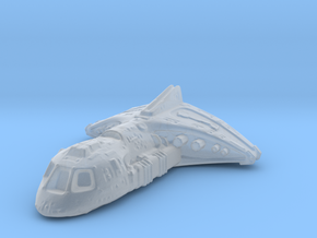Destiny Shuttle - small in Smooth Fine Detail Plastic