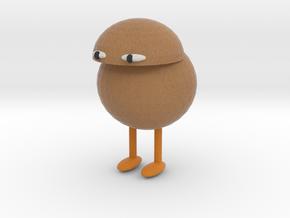 The Little Fella in Full Color Sandstone