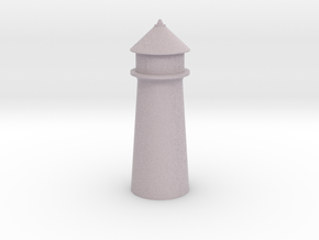 Lighthouse Pastel Purple in Full Color Sandstone