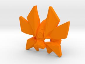 Mask Of Time Gen 2 Clip in Orange Processed Versatile Plastic