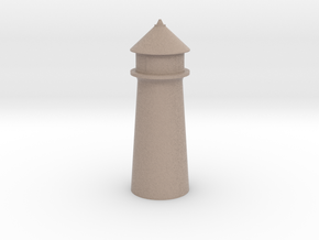 Lighthouse Pastel Brown in Full Color Sandstone