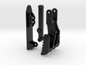 336 Thumb Revise in Black Hi-Def Acrylate