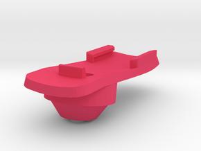 Garmin Stem cap Mount H5D10 in Pink Processed Versatile Plastic