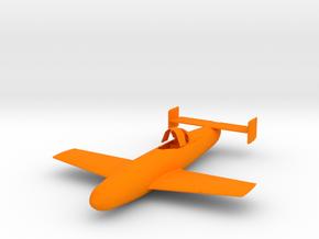 MXY-7 OHka in Orange Strong & Flexible Polished