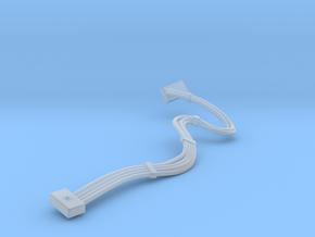 Aurora SeaLab III Part-44A in Smooth Fine Detail Plastic