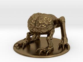 Intellect Devourer Miniature in Natural Bronze: 1:60.96