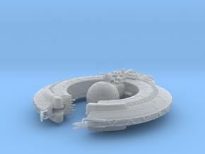 (Armada) Lucrehulk Battleship in Frosted Ultra Detail