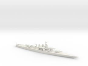 SS Andrea Doria Battleship in White Strong & Flexible