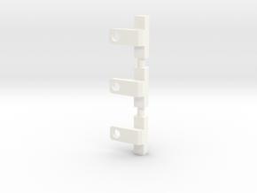 CXT ERTL 3 PACK in White Processed Versatile Plastic