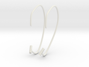 TheClipBuds in White Strong & Flexible