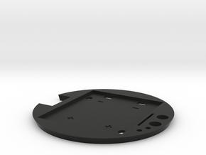Poke Ball Insert for Keystone 1097 2x 18350 Batter in Black Natural Versatile Plastic