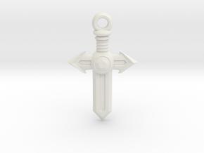 Fullbuster New Remake2 in White Natural Versatile Plastic