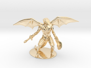 Repto Miniature in 14K Yellow Gold: 1:60.96