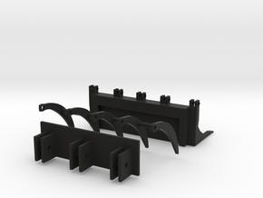 Grapple Bucket 2.0 in Black Natural Versatile Plastic