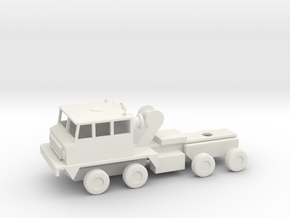 1/144 Scale Patriot Missile Prime Mover in White Strong & Flexible
