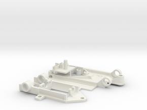 PDFFpod FordCapriGr5 in White Strong & Flexible