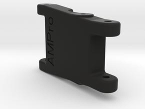 058008-02 ORV Double Wishbone Rear Arm in Black Strong & Flexible