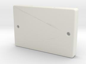 SoporteBase SBLaser Print3D in White Strong & Flexible