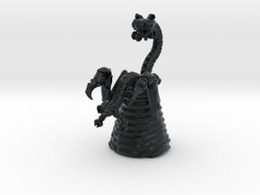 Karnea 01 in Black Hi-Def Acrylate