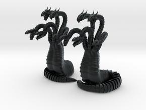 Hydra in Black Hi-Def Acrylate