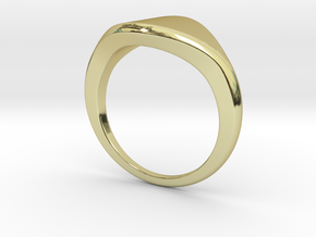 AS JEWELRY in 18k Gold: Small