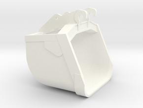 365 Sand Bucket in White Processed Versatile Plastic