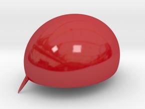 Model-fb2e870ed46f3fbfab86e63124e4b61e in Gloss Red Porcelain