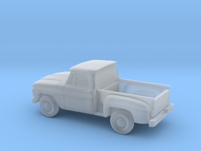 1/87 1962-66 Chevrolet C-10 Stepside in Frosted Ultra Detail