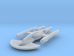USS Fortune NCC-805 1/3788 in Frosted Ultra Detail