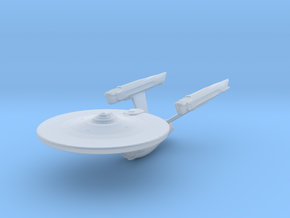 Constitution Class Refit 1/4800 in Smooth Fine Detail Plastic