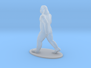 Big Foot (8 Scale Feet) in Smoothest Fine Detail Plastic: 1:160 - N